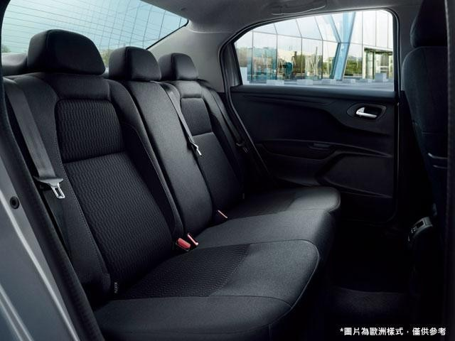 301 rear seats